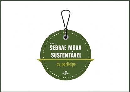 SELO SEBRAE MODA SUSTENTÁVEL